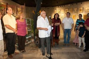 Los vínculos de Brownstone con Cuba iniciaron hace más de una década. (Foto: La Jiribilla)