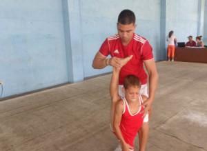 El equipo masculino resultó, por tercer año consecutivo, campeón nacional de los Juegos Escolares con récord de 19 medallas.