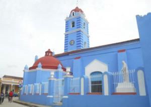 Iglesia Parroquial Mayor de Sancti Spíritus.