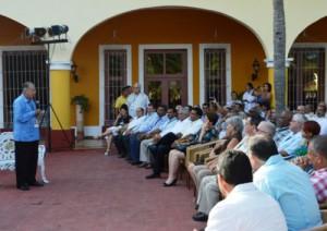 El profesor Rodrigo Álvarez Cambras calificó el Congreso como el mejor de la historia.