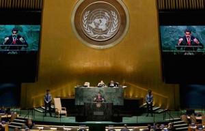 Maduro calificó de anacronismo de la Guerra Fría al cerco impuesto por Washington a Cuba.