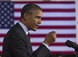 Obama se ve presionado por quienes reclaman ahondar las sanciones contra Rusia.