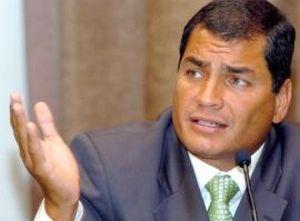 Correa recordó que la medida unilateral impuesta por Washington a Cuba ha sido condenada en 21 ocasiones consecutivas por la Asamblea General de Naciones Unidas.