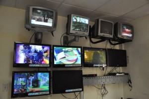 En RadioCuba monitorean el funcionamiento de las señales digitales y analógicas durante las 24 horas del día.