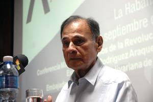 Con el proceso integrador se cambió el rostro de la región, consideró Alí Rodríguez.