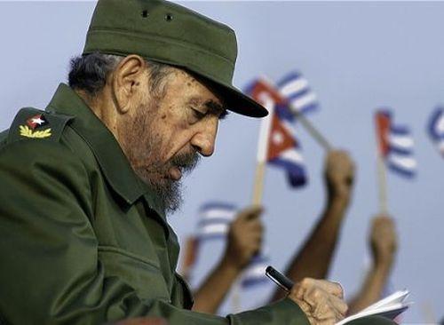 Fidel: Todos comprendemos que al cumplir esta tarea con el máximo de preparación y eficiencia, se estará protegiendo a nuestro pueblo.