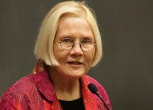 Ann Wrigh, excoronel de la Reserva del Ejército de EEUU y ex Diplomática de EE.UU.