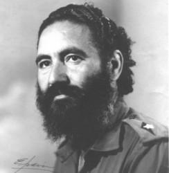 Armando en los días de la ofensiva final contra el régimen de Batista.