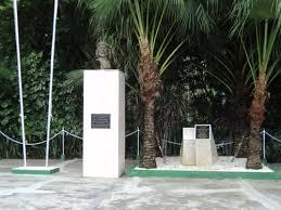 Monumento al Che en Manaca Ranzola.