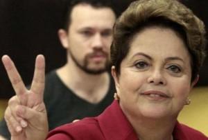 Dilma fue la candidata más votada a nivel nacional y ganó la elección en 15 estados.