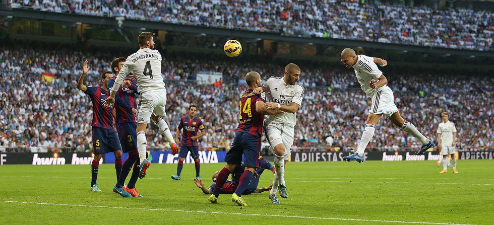 Después de esta victoria el Madrid llegó a 21 puntos, uno menos que el Barcelona.