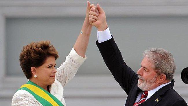 Lula demandó apoyo al proyecto de país de Rousseff en la segunda vuelta electoral del domingo.