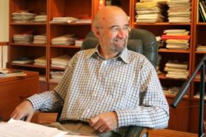 """Piero Gleijeses, reconocido profesor e investigador italo-norteamericano, autor de """"Misiones en conflicto""""."""