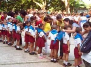 La Organización de Pioneros José Martí en la provincia se fortalece con la llegada de más de 5 000 nuevos miembros.