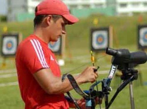 Asistir a una Olimpiada es el sueño hecho realidad de Adrián Puentes.