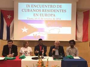 El IX Encuentro de Cubanos Residentes en Austria acordó efectuar la próxima cita en Suecia el año venidero.