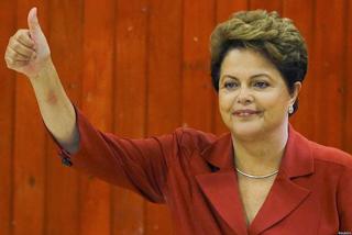 Rousseff, del Partido de los Trabajadores, ganó la reelección tras una intensa y reñida campaña.