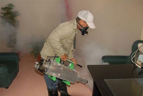 Con la fumigación sistemática se ha logrado una tendencia a la disminución en la transmisión del dengue.