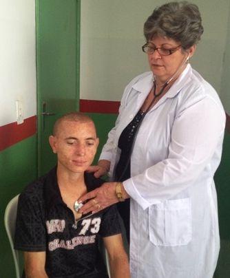Maricel brinda atención médica a unos 1 500 pacientes distribuidos en 10 microáreas.