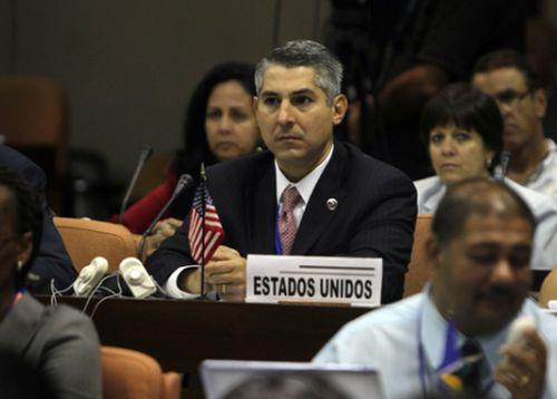 Arboleda alertó que ninguna nación está exenta de la amenaza.