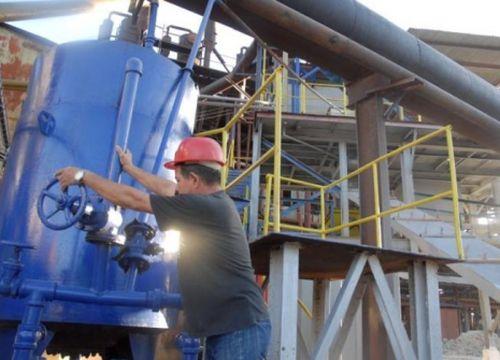 La planta de Uruguay tiene capacidad de diseño para elaborar en una jornada entre ocho y nueve toneladas del producto.