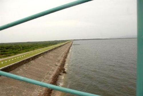 La mayor incorporación de agua se registra en la presa Zaza.