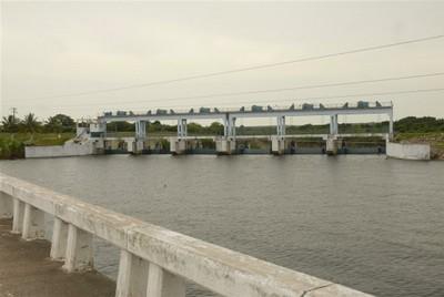 El día 23 entraron a la Zaza 38 millones de metros cúbicos de agua.