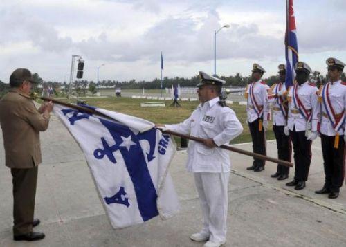 La Academia Naval Granma arribó a sus 55 años de creada este 16 de octubre.