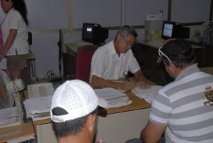 En las sucursales de Bandec se atiende con frecuencia a los productores agropecuarios.
