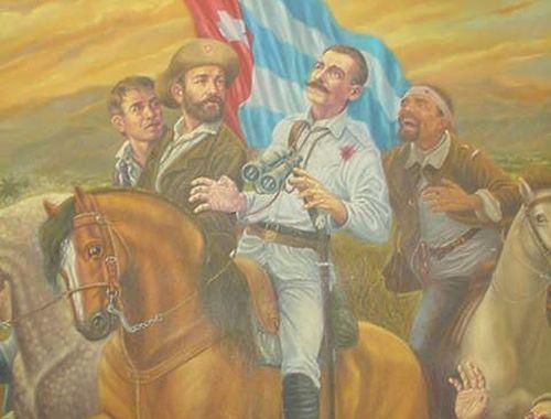 mayor general serafin sanchez valdivia, sancti spiritus, historia de cuba, general de las tres guerras