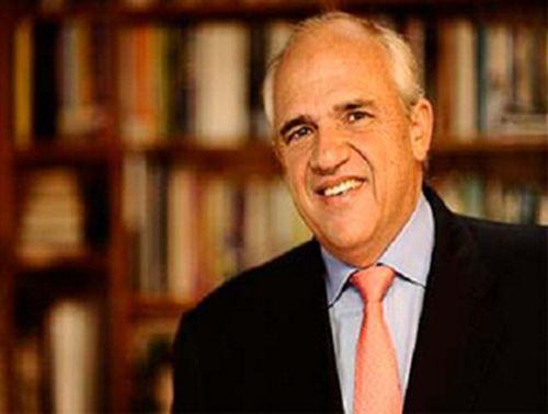 El Ernesto Samper, secretario general de la Unión de Naciones Suramericanas (Unasur).