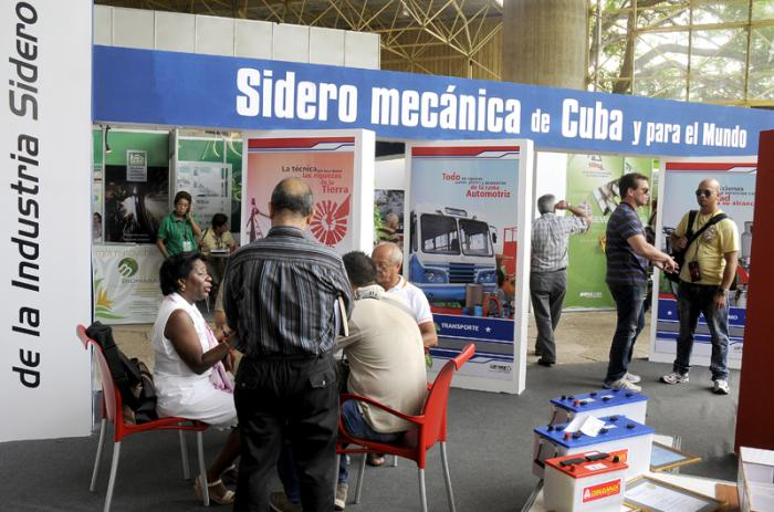La industria cubana busca cubrir la demanda nacional, sustituir importaciones y generar exportaciones.