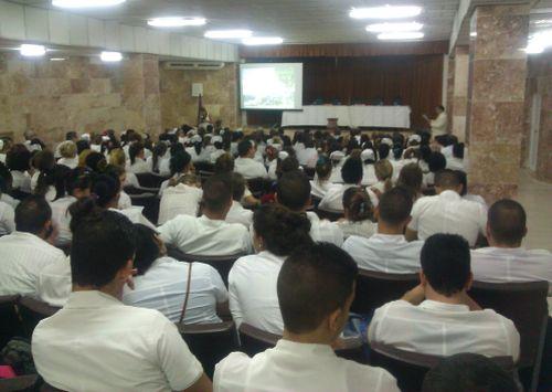 Sancti Spiritus Salud Evento