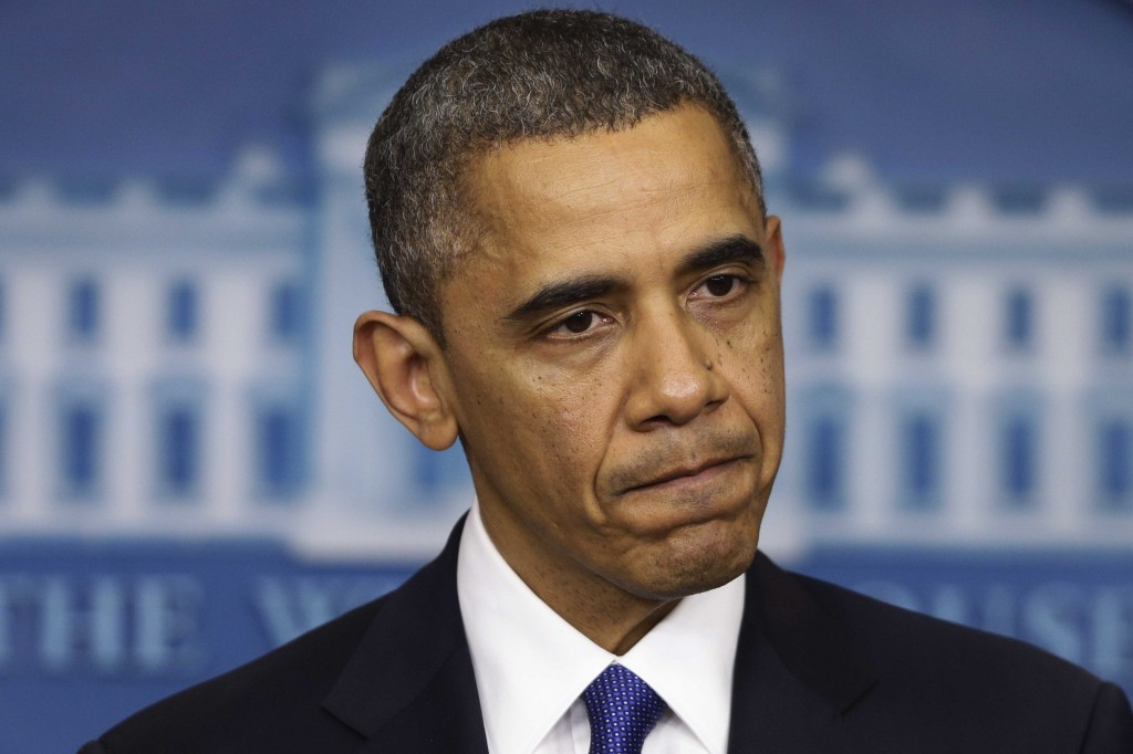 Obama se comprometió a trabajar con el Partido Republicano, en las áreas en que logren ponerse de acuerdo.