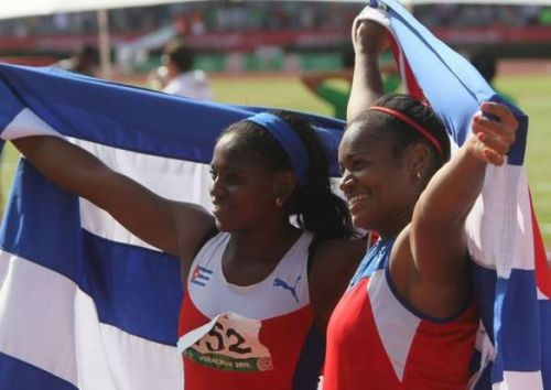 atletismo, juegos centroamericanos y del caribe, martillo, Yirisleidis Ford