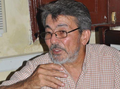 """""""Nos acusaron de habernos preparado en Cuba"""", acota Adolfo."""