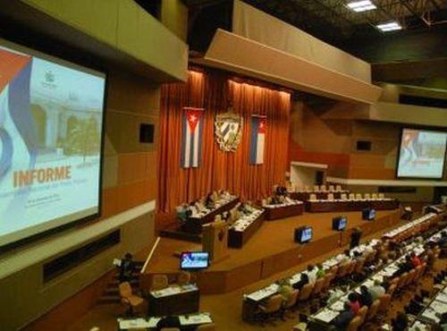 asamblea nacional de poder popular, diputados cubanos, esteban lazo, parlamento cubano