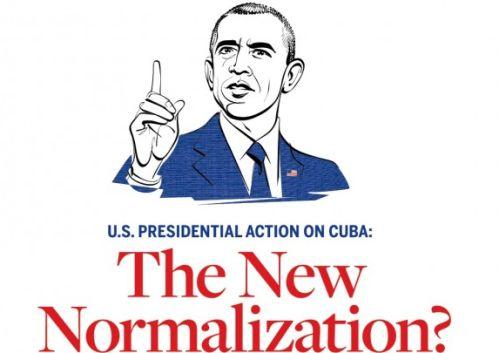 cuba-eeuu. the new normalization