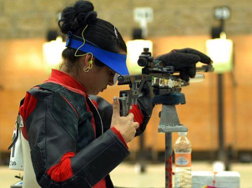 Eglys Cruz, primera atleta clasificada por Cuba a la Olimpiada de Río de Janeiro.
