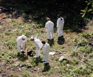 El Equipo Argentino de Antropología Forense asegura que los restos calcinados que les fueron entregados no pertenecen a los 43 estudiantes normalistas mexicanos desaparecidos.