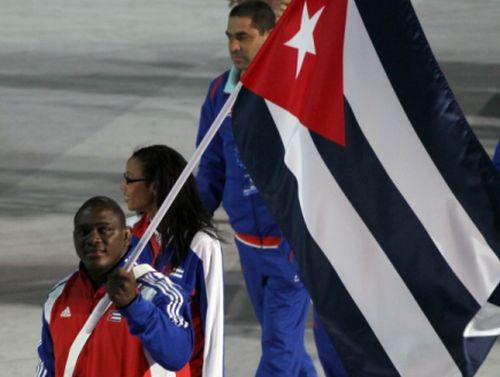 cuba, deportistas cubanos, juegos centroameticanos y del caribe, veracruz 2014