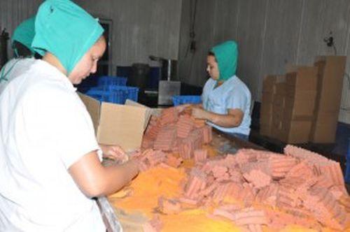 En los últimos meses se han acometido inversiones para la producción de conformados como picadillos saborizados, embutidos, croquetas y hamburguesas.