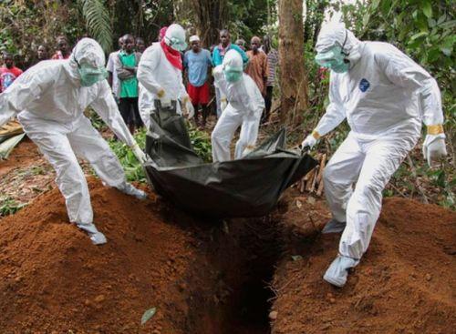 Liberia es el que registra un mayor número de muertos, con 2.766.