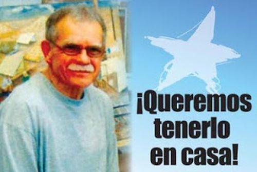 Oscar López Rivera es considerado el Mandela puertorriqueño, aunque hace rato que rompió su récord de 27 años en prisión .