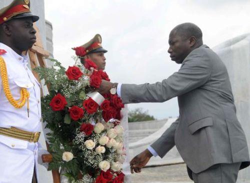 cuba, la habana, primer ministro de guinea bissau, miguel diaz-canel