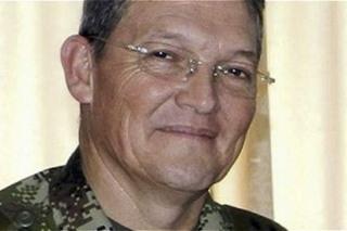 El comandante de la contrainsurgente Fuerza de Tarea Conjunta Titán fue apresado el pasado domingo junto a dos acompañantes.