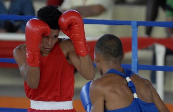 Este miércoles entrarán en acción los superpesados como parte de otro maratónico cartel con 40 peleas. Foto AIN