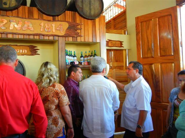 La Taberna 1814 El Crispín, especializada en vino y platos ahumados, fue uno de los centros que vieron la luz. Foto Aramís Fernández.