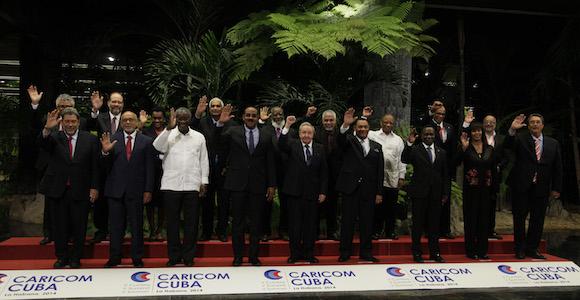 La V Cumbre Caricom-Cuba llamó a las naciones miembros de ese mecanismo a fortalecer la unidad y la integración regionales.