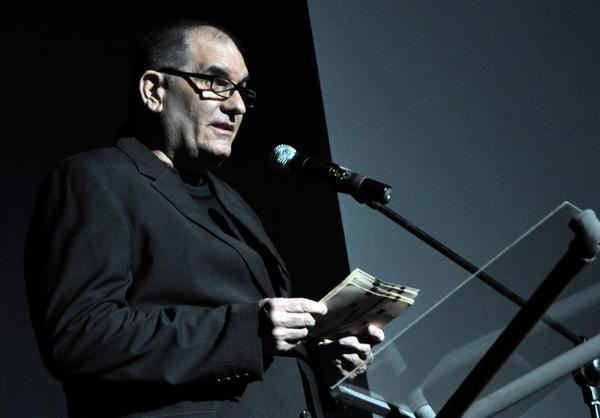 Iván Giroud, director del Festival del Nuevo Cine Latinoamericano, durante la inauguración de su 36 edición. Foto AIN